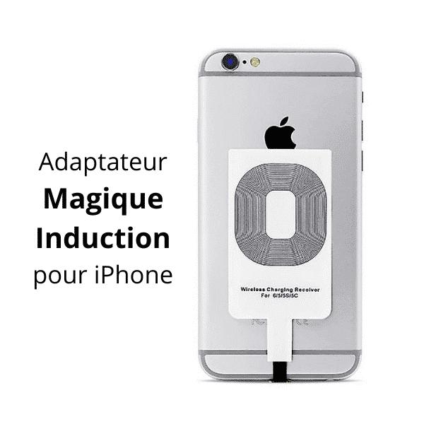 Adaptateur Magique Induction (iOs ou Android)